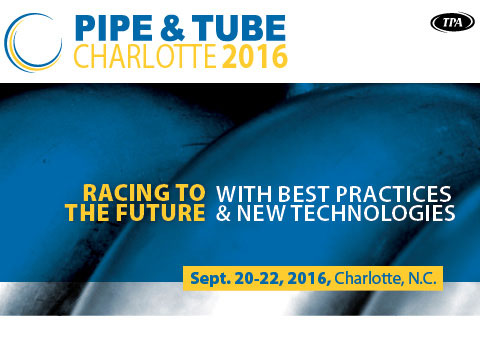 Pipe & Tube Conference 2016